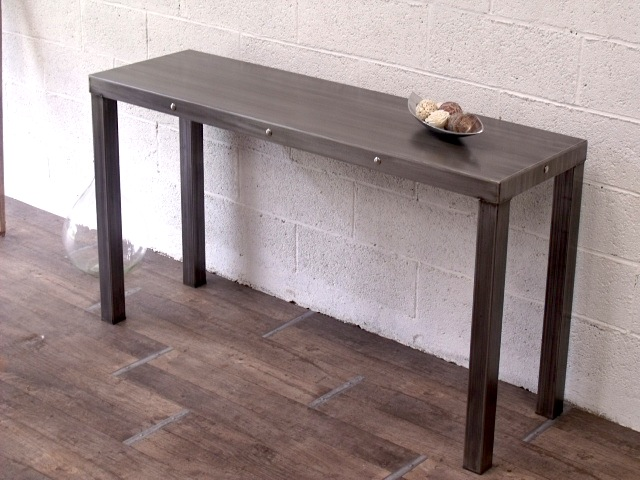 Table Console Contemporaine